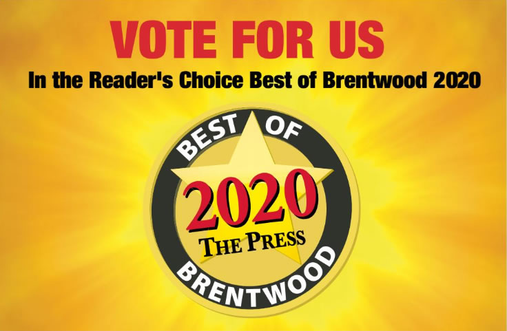 Best of Brentwood Official Online Ballot | ABC Home Care, Inc.
